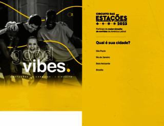 circuitodasestacoes.com.br screenshot