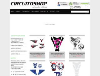 circuitoshop.com.br screenshot