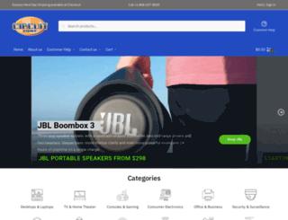 circuitzone.net screenshot