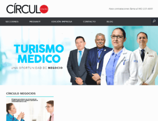 circulosonora.com screenshot