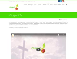 ciresarii.tv screenshot
