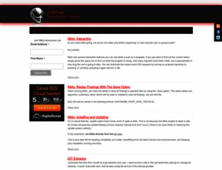 cirt.net screenshot