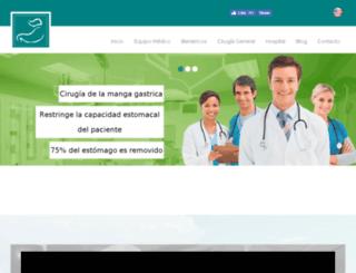 cirugia-gastrica.caribeservice.net screenshot
