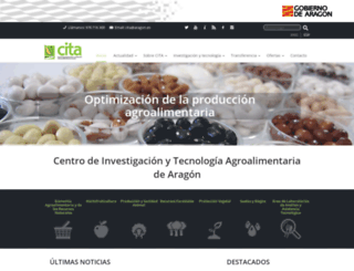 cita-aragon.es screenshot