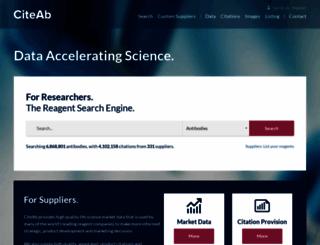 citeab.com screenshot