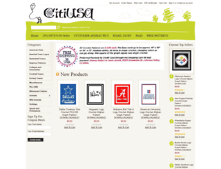 citiusa.com screenshot