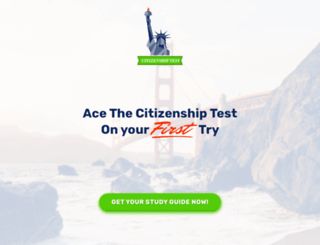 citizenship-test.com screenshot