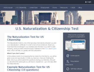 citizenshipquestions.org screenshot