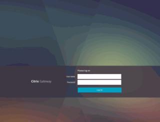 citrix.ssi-net.com screenshot