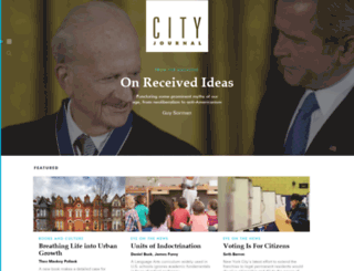city-journal.com screenshot