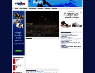 cityalert.com screenshot