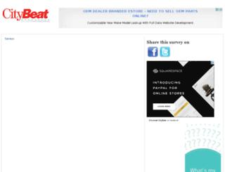 citybeat-survey.wehaaserver.com screenshot