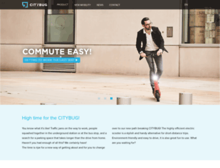 citybug.com screenshot
