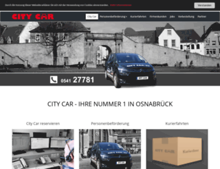 citycar-os.de screenshot