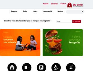 citycenter-dz.com screenshot