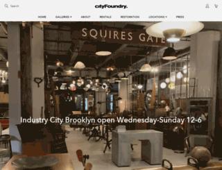cityfoundry.com screenshot
