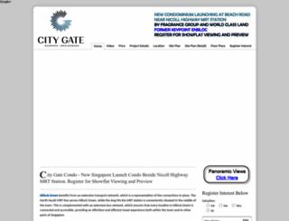 citygatecondo.org screenshot
