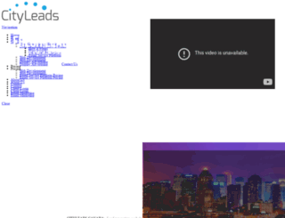 cityleads.ca screenshot