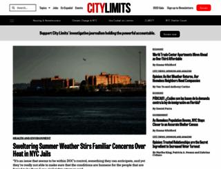 citylimits.org screenshot