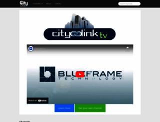 citylinktv.com screenshot