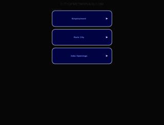 cityofmetropolis.com screenshot