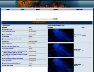 cityprofile.com screenshot