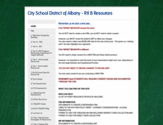 cityschooldistrictofalbany-rtib.weebly.com screenshot
