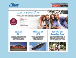 cityvisitor.com screenshot