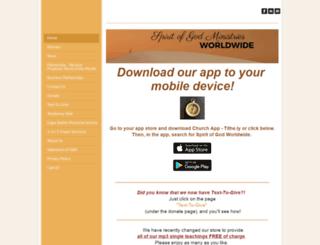 citywiderevival.com screenshot