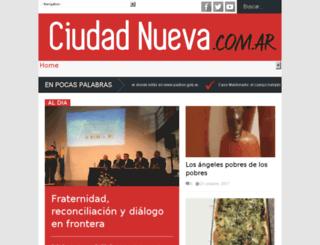 ciudadnueva.org.ar screenshot