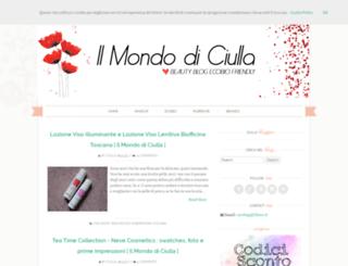 ciullaworld.blogspot.it screenshot