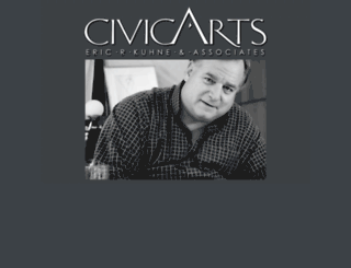 civicarts.com screenshot