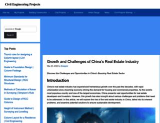 civilprojectsonline.com screenshot
