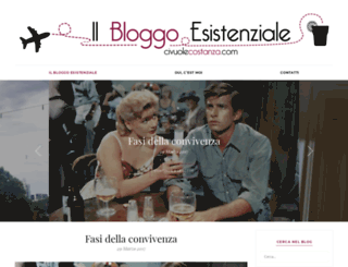 civuolecostanza.com screenshot