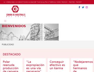 ciz.org.ve screenshot