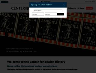 cjh.org screenshot