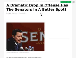 cjsportsrambler.sportsblog.com screenshot