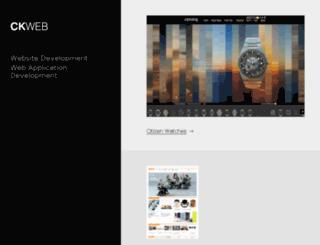 ckweb.com.au screenshot