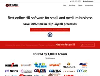 cl.hrstoppro.com screenshot