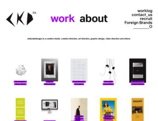 clakdesign.com screenshot