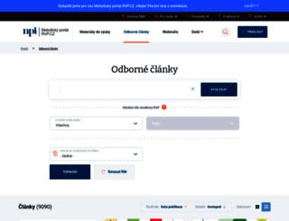 clanky.rvp.cz screenshot