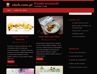 clark.com.pl screenshot