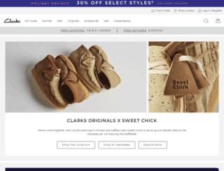 clarksstyle.com screenshot