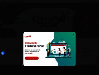 claropr.com screenshot
