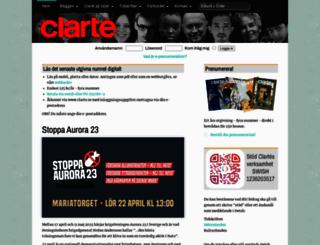 clarte.nu screenshot
