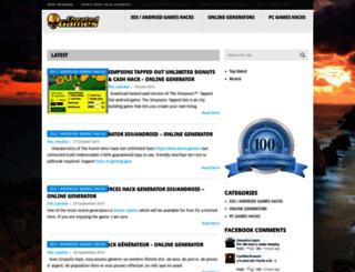 clashofclansgameonline.com screenshot