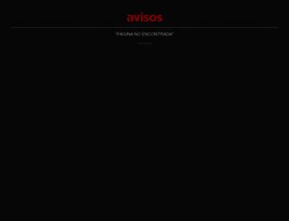 clasificadosmural.com screenshot