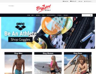 class-sport.com screenshot