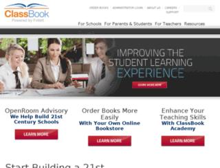 classbook.com screenshot