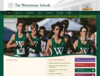 classic.westminster.net screenshot